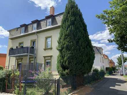 Aufteilerobjekt - Vollvermietetes Mehrfamilienhaus in Dresden-Leuben