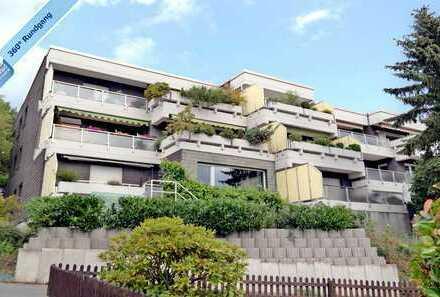 Seltene Gelegenheit für Eigennutzer oder Kapitalanleger: Sehr gepflegtes Apartment in Wetter