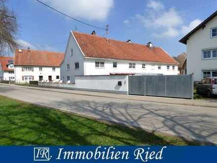 Ein- oder Zweifamilienhaus mit genügend Platz für Gewerbe oder Hobby in Kirchheim