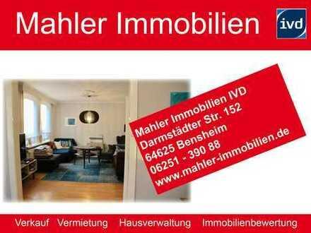 Bensheim Innenstadtlage - Wohnen und Arbeiten unter einem Dach