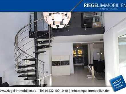 Sie hier? Wir auch! Bj. 2013, 102,00 m² Wfl. Hochwertige Maisonetten-Wohnung/Garage/Stellpl.