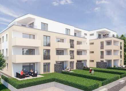 Neubauwohnung in beliebter Stadtlage Landshut West in Erstbezug