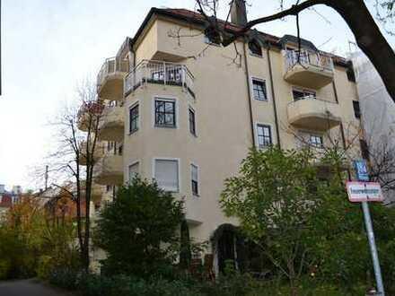 Von Privat an Privat - Dachgalerie-Wohnung in Maxvorstadt
