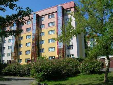 Super Wohnen mit Balkon und Aufzug - im grünen Wohngebiet