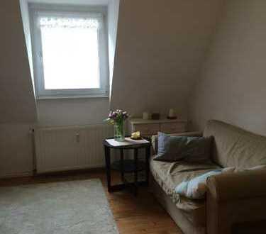 2-Zimmer-Küche-Diele-Bad DG-Wohnung zum Kauf im Dortmunder Kreuzviertel
