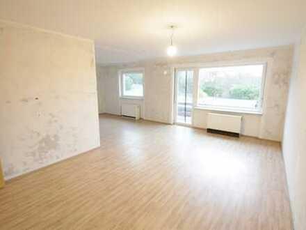 Helle, ideal geschnittene 3,5 ZKB-Wohnung mit Balkon,Garage und Stellplatz in ruhiger Lage