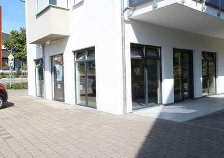 Gute Lage. Repräsentative, moderne Gewerbefläche inkl. Stellplätze und Terrasse.