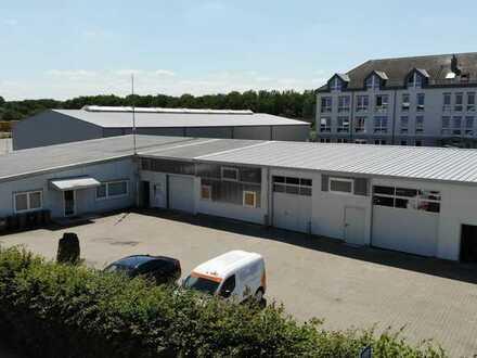Lager- & Produktionsimmobilie westlich von Hanau *IM ALLEINAUFTRAG*