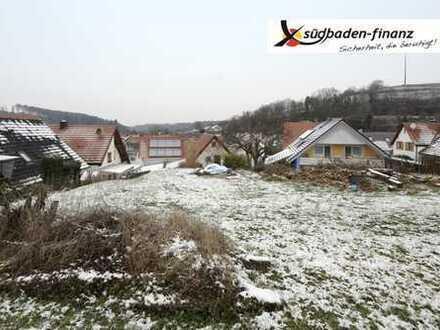Baugrundstück in Kenzingen - Bombach in schöner Lage