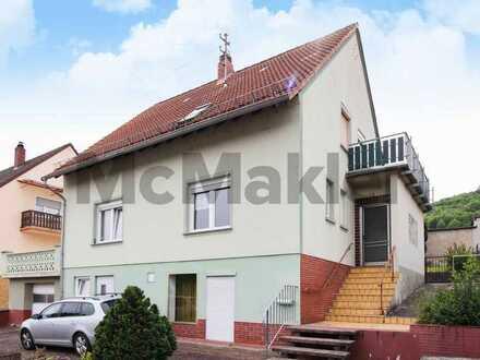 Familienidyll in Odenbach: Charmantes EFH mit Garten, Terrasse und Balkon