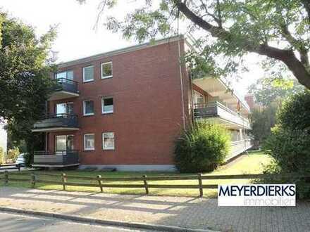 Donnerschwee - Graf-Spee-Straße: gemütliche 3-Zimmer-Wohnung mit Balkon in ruhiger Lage