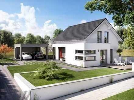 Schönes Haus mit großem Garten - was will ich mehr