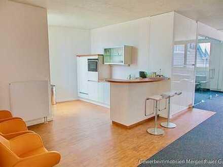 Schorndorf: Postturm-Carré Attraktive Büro-/ Praxisflächen in zentraler Lage