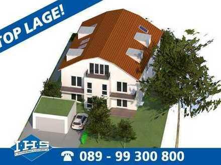 Neubau-Mehrfamilienhaus mit 5 Wohnungen in Top-Lage Waldperlach!
