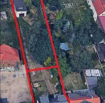 Mehrfamilienhaus plus großzüges Bauland! Kombinieren Sie Kapitalanlage und selbstgenuten Neubau