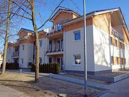 3 Raum Wohnung Neubau, Erstbezug , Balkon oder Terrasse