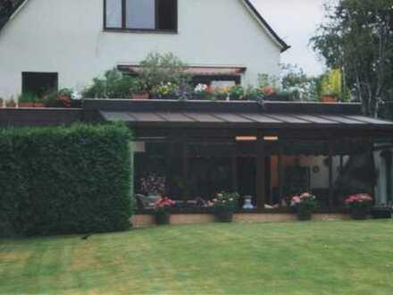 Außergewöhnlich große Gartenwohnung in Gröbenzell