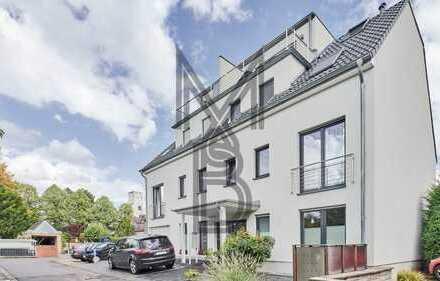 Modernes Wohnen in exklusiver Dachgeschoss-Maisonette Wohnung