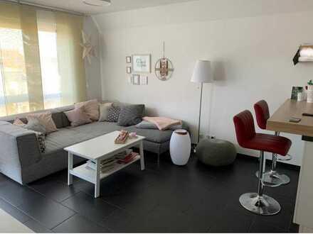 Sonnige, gemütliche 2-Zimmerwohnung mit Ausblick auf grün