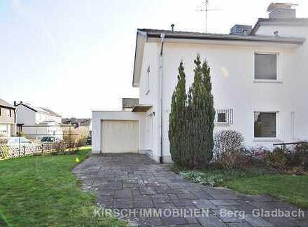 TRÄUME REALISIEREN: Reizendes Haus mit großem Garten in Berg. Gladb. Katterbach