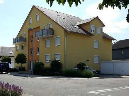 Moderne 4-Zimmer-Wohnung mit Terrasse in Oberhausen-Rheinhausen