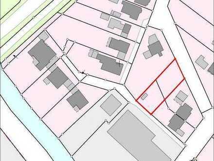 Baugrundstück in gefragter Siedlungslage von Sande / Mariensiel