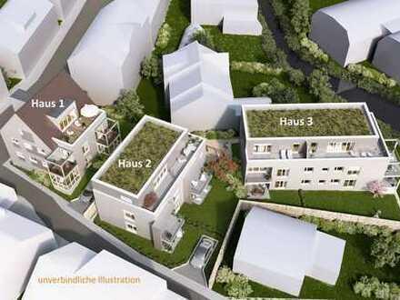 Neubau 3 Mehrfamilienhäuser - Echazpark ab 2 Zi. bis 4,5 Zi. Wohnungen