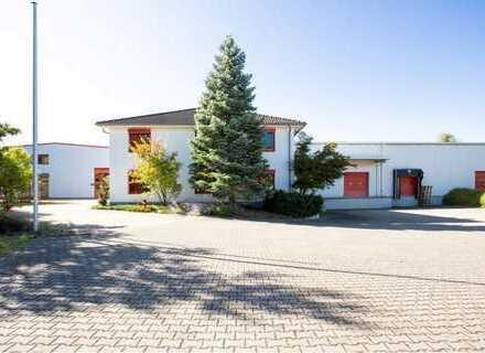 Kaiserslautern (Rodenbach) - Zwei Lagerhallen mit Bürogebäude in unmittelbarer Nähe zur BAB A6
