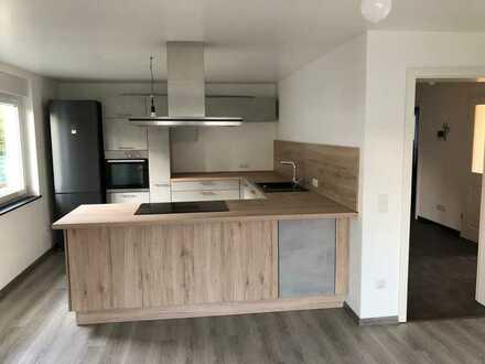 Schöne, neuwertige 2-Zimmer-EG-Wohnung mit gehobener Innenausstattung in Appenweier
