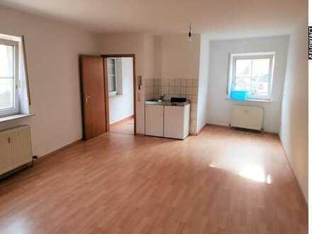 Kompakte Singlewohnung: Helles 1 Zimmer-Apartment (38m²) mit barrierefreiem Zugang in LU-Maudach
