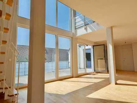 Große helle Maisonette-Wohnung in Eschborn!