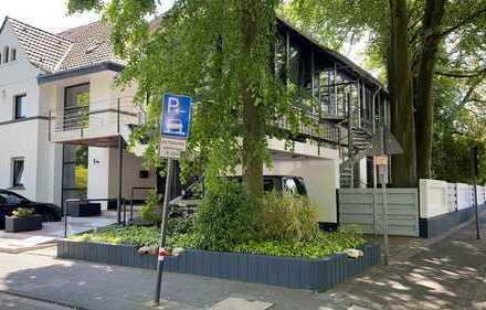 Stilvolle, sanierte 4-Zimmer-Wohnung mit Balkon in Weiden, Köln