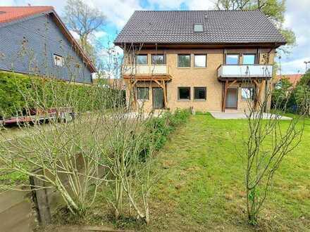 Doppelhaushälfte mit ELW in zentraler Lage von Neustrelitz