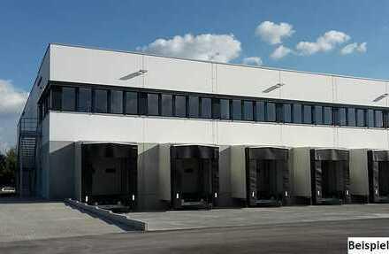 Kamener Kreuz * Gewerbe- / Logistikhalle * 5.000 - 11.500 m²
