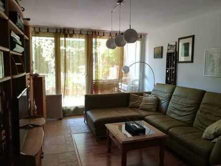 Gepflegte 3-Zimmer-Wohnung mit Balkon und EBK in Riedenburg