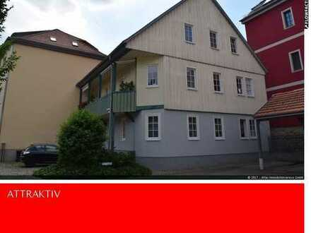 ATLAS IMMOBILIEN: Gepflegte 3-Zimmerwohnung mit Terrasse in bester Altstadtlage