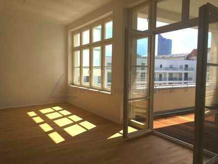 Top Preis Leistung! Erstbezug! unter € 8,50/m² * großzügige 4 Zimmer * EBK * Terrasse * Aufzug