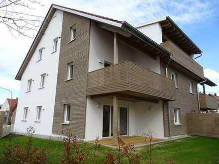 Sehr schöne 3 Zimmer Erdgeschoss-Wohnung in Günzburg (Kreis), Neuburg an der Kammel