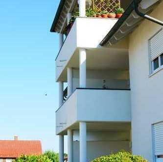 Schöne drei ein halb Zimmer Wohnung in Biberach (Kreis), Mittelbiberach