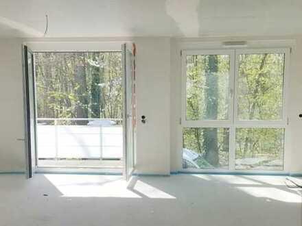 SAHNESTÜCKCHEN! Tolle Wohnung direkt am Bruchwald -Sonnig mit großem Balkon - außergewöhnliche Lage!
