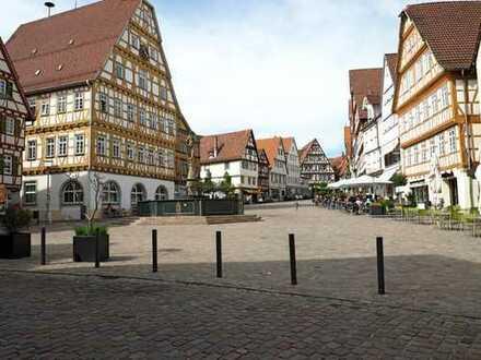 Attraktive Büroetage am Marktplatz