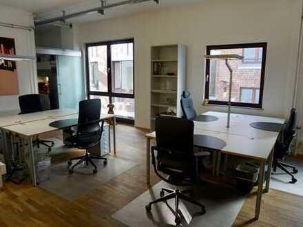 Ein (1) Büroarbeitsplatz in Gemeinschaftsbüro - All-in-Miete