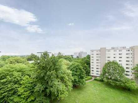 frei, hell und Blick ins Grüne Appartement -Individuelle Virtuelle Besichtigung möglich!