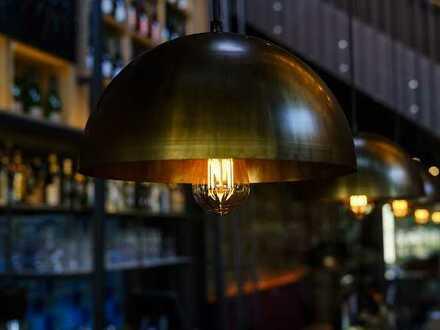 Stylisches Restaurant mit Clubathmosphäre zu verpachten