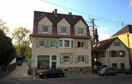 Kapitalanlage: 5 Zi.-Whg. in liebevoll saniertem Altbau in Gernsbach