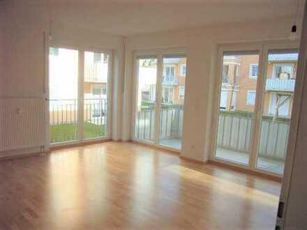 Barrierefrei, großzügig, modern und ruhig: Wohnung mit großem Balkon nähe KH Barmherzige Brüder