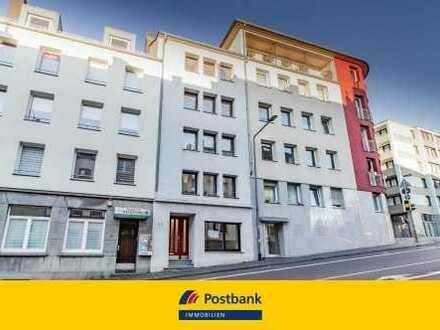 Vermietete, modernisierte 2-Zimmer-Eigentumswohnung in Aachen-Burtscheid