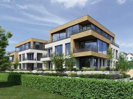 *Reserviert* Schöne 3 Zi. Erdgeschoss Wohnung mit Terrassen- und Gartenanteil