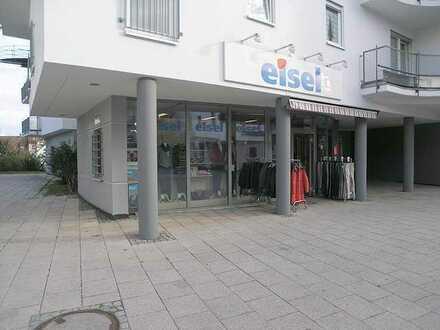 Provisionsfreie, werbewirksame Gewerbeeinheit im EG ! 1A Lage im Herzen von Aulendorf !