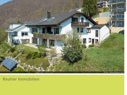 Stadthaus in Bad Urach mit Aussicht in Südlage
